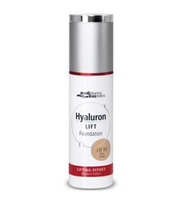 Hyaluron Lift Foundation Soft Sand LSF 30