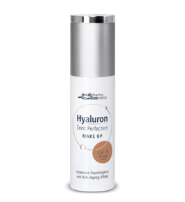 Hyaluron Teint Perfection Make up Natural Gold