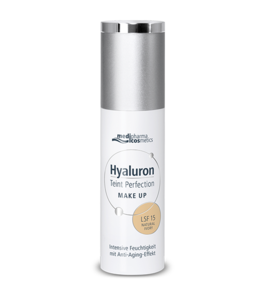 Hyaluron Teint Perfection Make up Natural Ivory